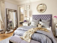 Зеркало в спальне — фото примеры размещения в интерьере спальни по фен шуй