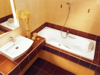 Как выполнить ремонт ванной