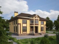 Строительство усадебного дома