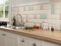 Как оформить фартук на кухне: советы дизайнеров (100+ фото)