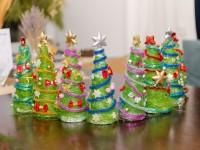 Как сделать елку своими руками из подручных материалов для детского сада