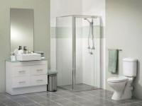 Душ без душевой кабины в ванной: особенности и варианты дизайна