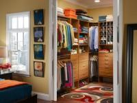 Дизайн гардеробной в спальне: варианты и идеи планировок  (100+ фото)