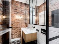 Ванная в стиле лофт: советы, идеи и лучшие идеи дизайна (70+ фото)