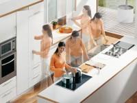 Кухня – удобство и комфорт для хозяйки