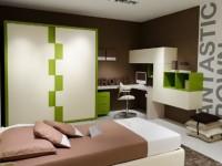Дизайн интерьера спальни для мальчика подростка (70+ фото)