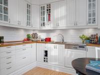 Дизайн интерьера кухни в скандинавском стиле (70+ фото)