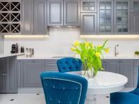 Стиль неоклассика в оформлении кухни: особенности стиля и оформление