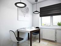 Секреты удачного дизайна для маленькой кухни 6 кв метров (70+ фото)