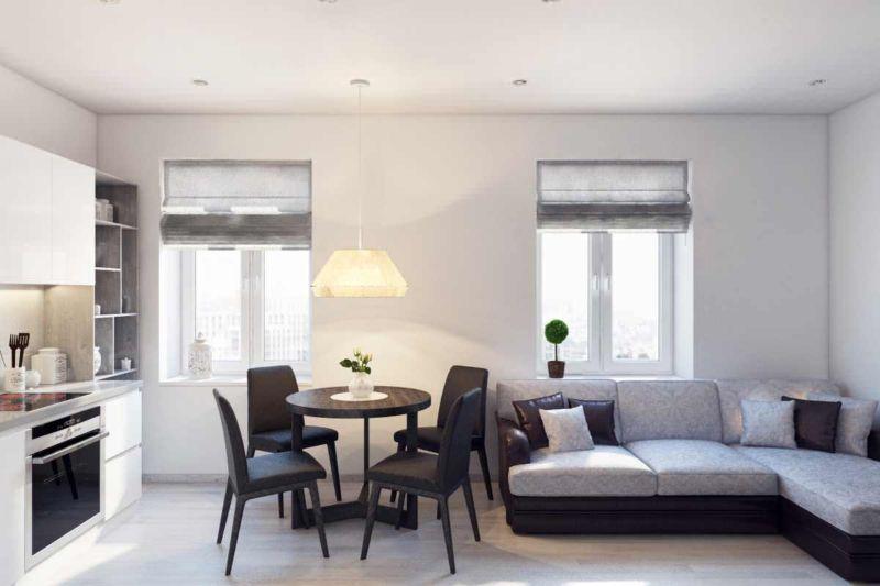 Дизайн 2 комнатной квартиры-хрущевки