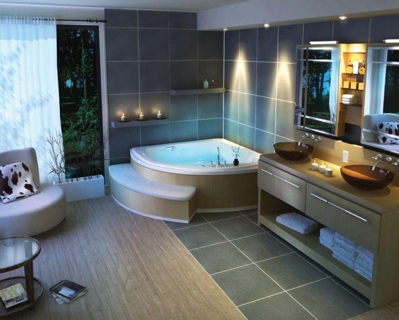 Cветильники для ванной 2017