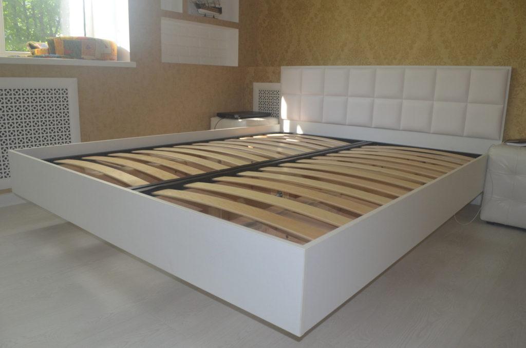 Кровать своими руками под матрас 593