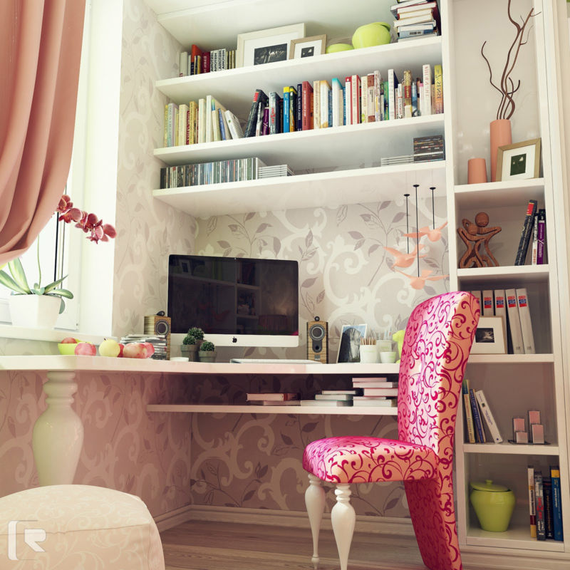 1b-feminine-bedroom-scheme-pink-and-gray-decor