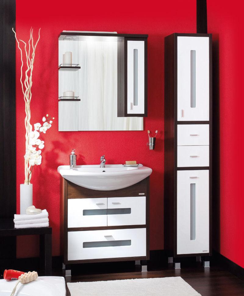 Бриклаер БАЛИ мебель для ванной комнаты