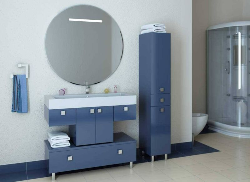 мебель, ванна, комната, красочный