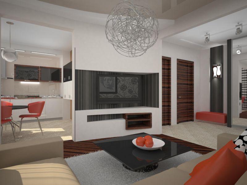 Ремонт однокомнатной квартиры: 700 фото