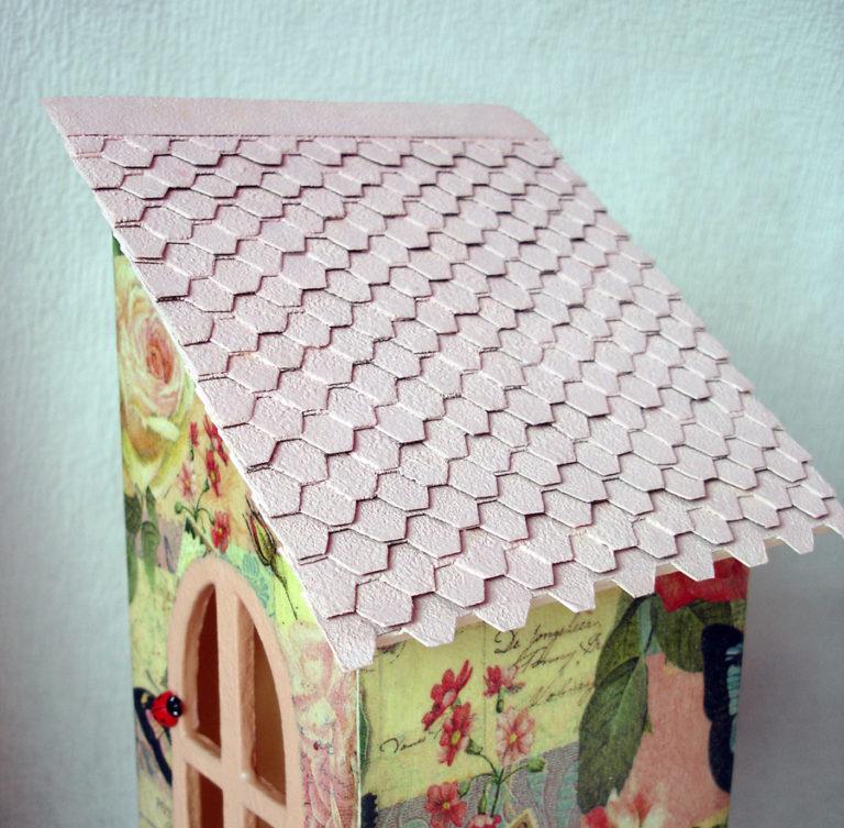 Как сделать крышу для домика своими руками 746