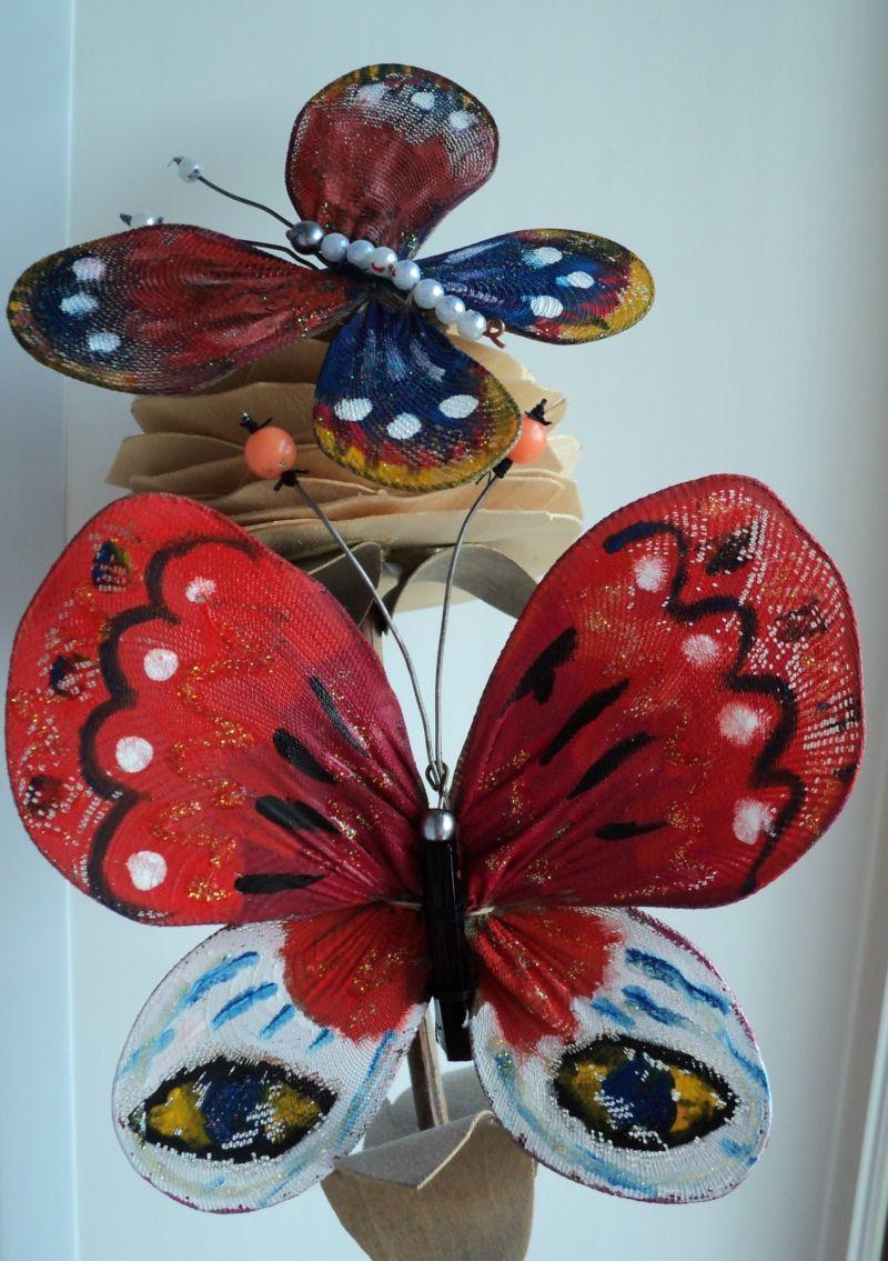 Своими руками большая бабочка 68