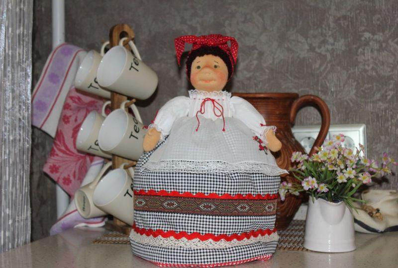 Кукла на чайник своими руками мастер-класс, грелка на чайник выкройка