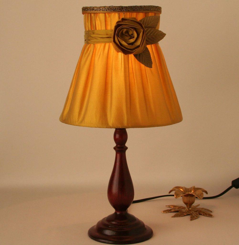 Абажур для лампы своими руками фото 172