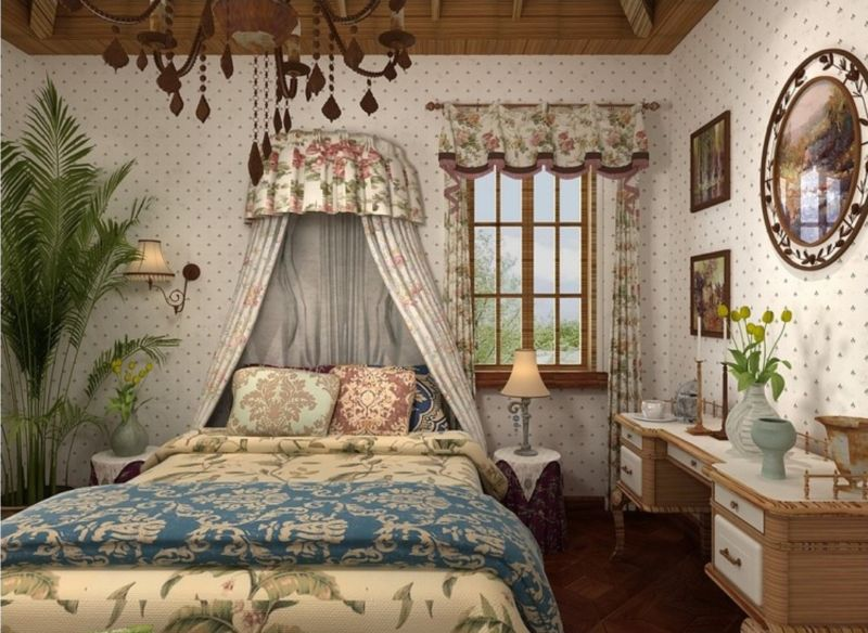 awesome-ideas-for-a-country-style-bedroom