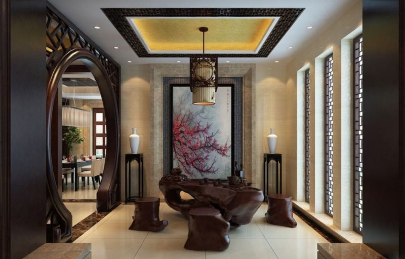 chinese-style-tea-room-interior-design