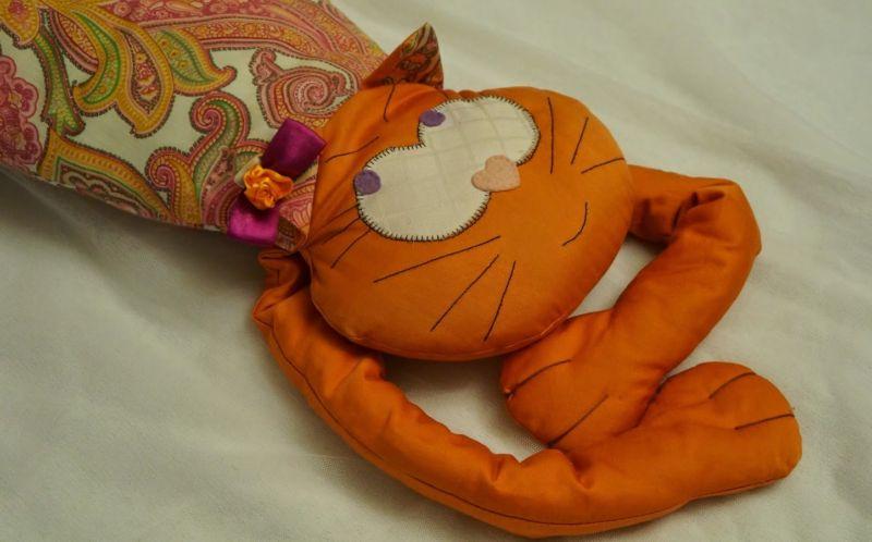 Оригинальные подушки своими руками - пошаговая инструкция