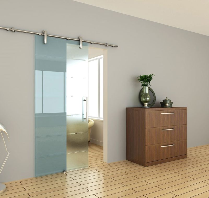 __dazzling-modern-interior-glass-doors-of-contemporary-entrance-furnished-with-wooden-drawers-completed-by-decorations-plus-decorated-with-stork-statue