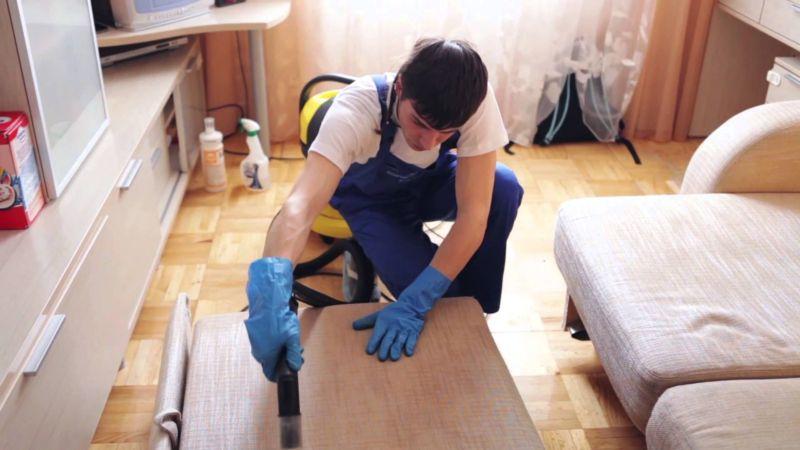 советы по уходу за мебелью