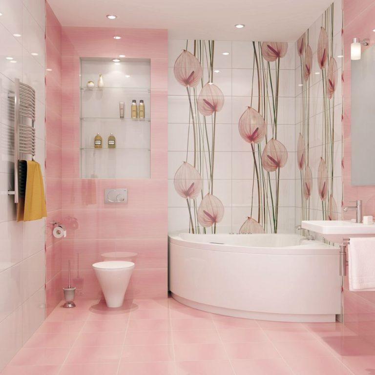Панно в ванну