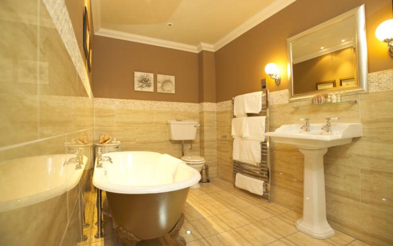 luxury-Дизайн интерьера ванной комнаты 2017