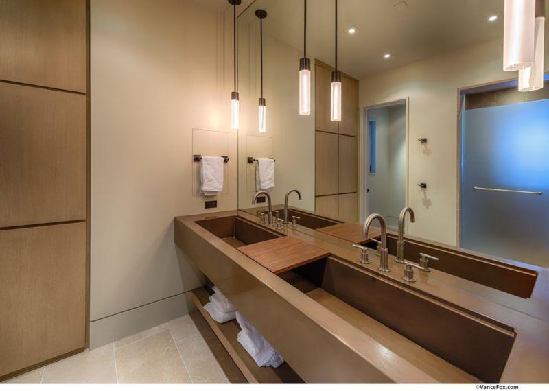 sinks-pendant-lights-lake-tahoe-home