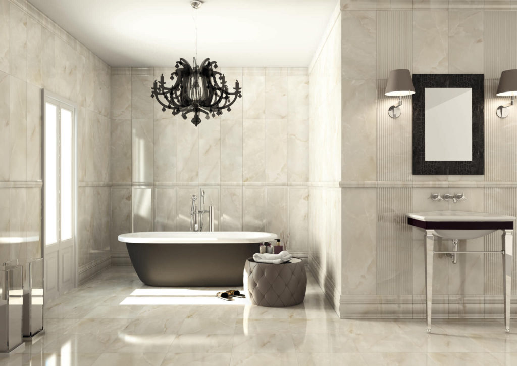 Tiling Ideas for an Art Deco Inspired Bathroom  DIAMOND