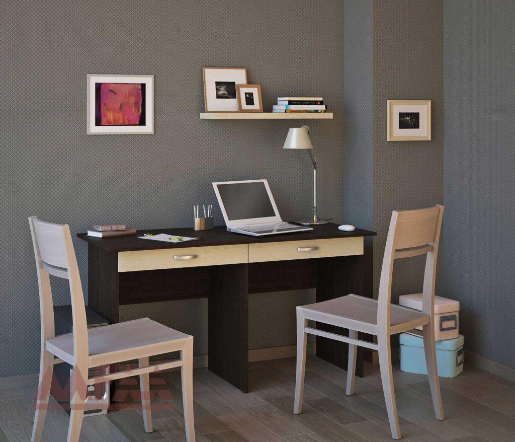 Письменные столы - 150 фото новинок в интерьере..