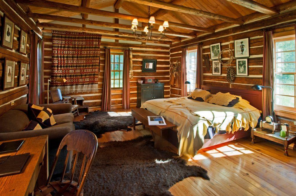 Дизайн интерьера. Деревенский стиль. Интерьер в деревенском стиле (фото)