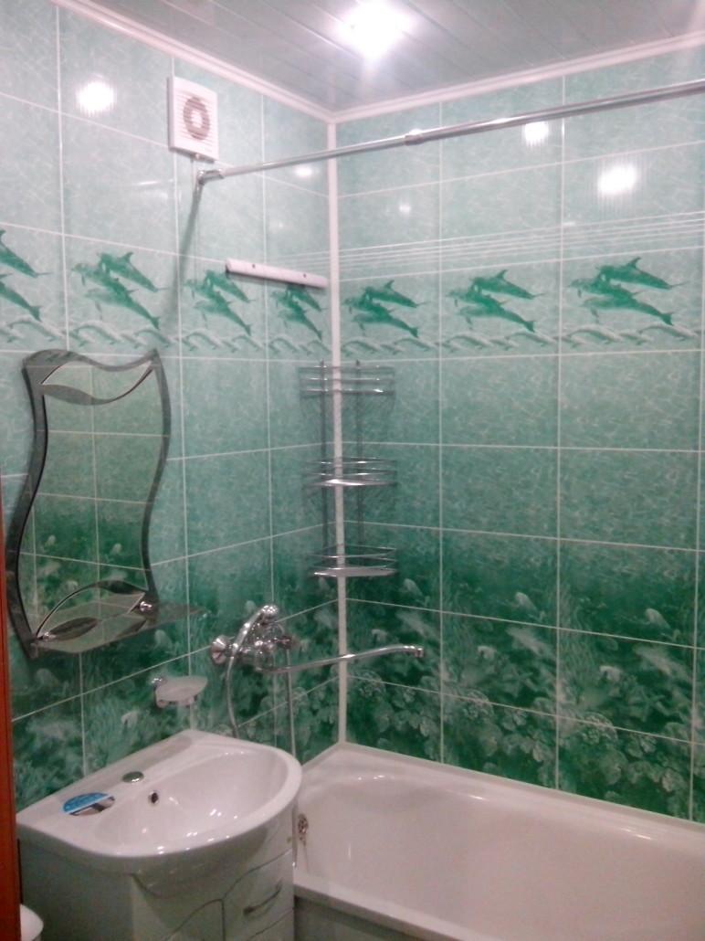 Дизайн ванной панелями пвх фото