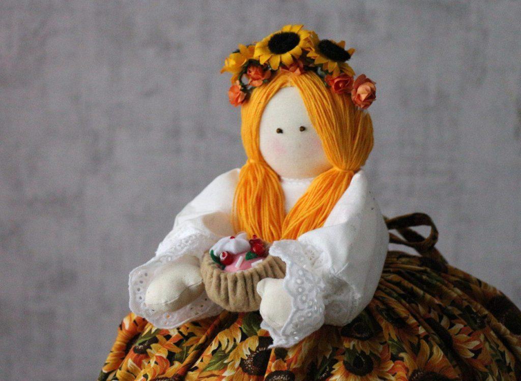 Кукла на чайник своими руками мастер-класс, грелка на чайник выкройка 29