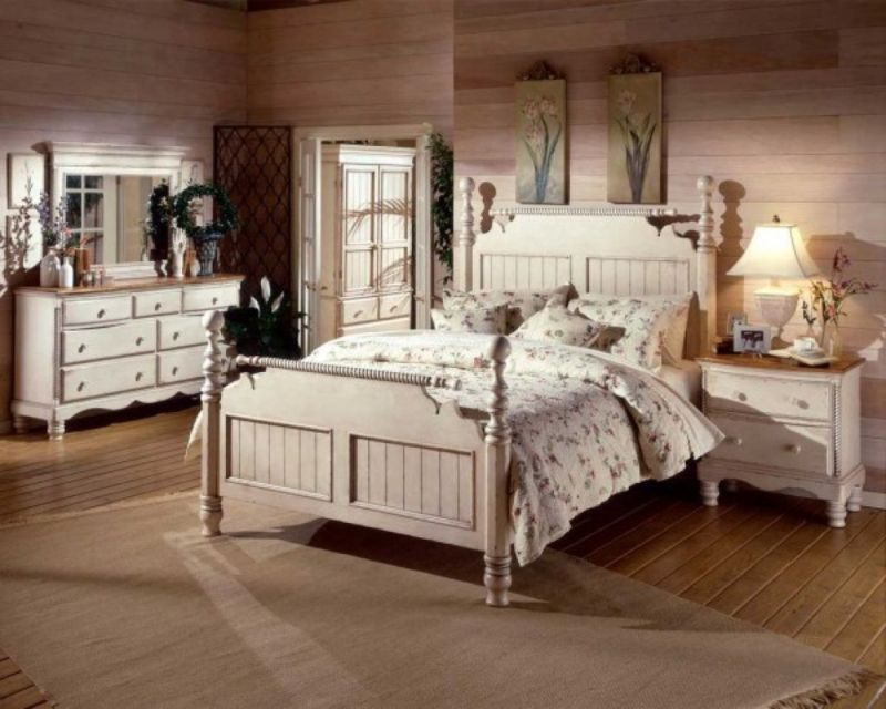 Elegant Country Style Decorating Home Interior Home Decorating Inside Country Style Bedroom Furniture - JABLEH.COM