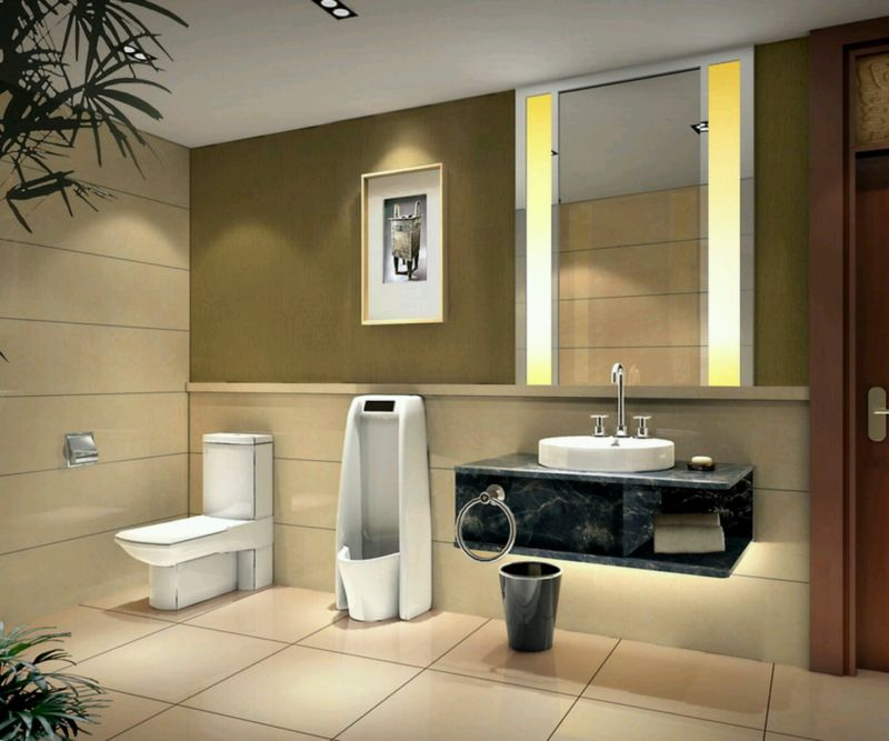 Cream bathroom designs