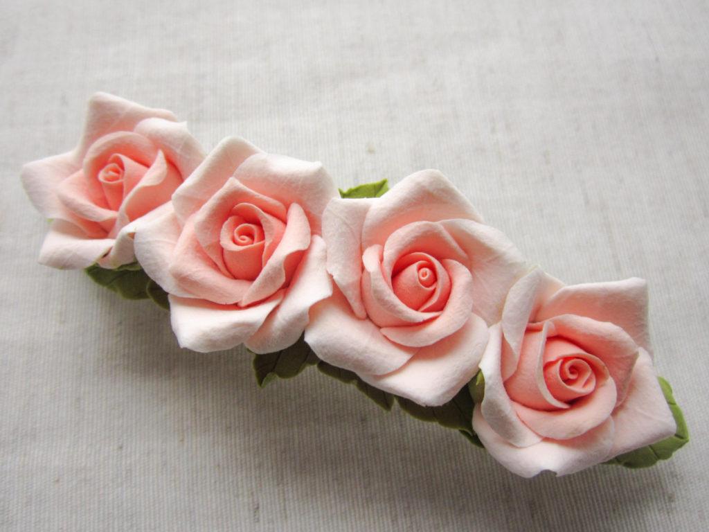 Цветы из полимерной глины: пошаговая инструкция для начинающих