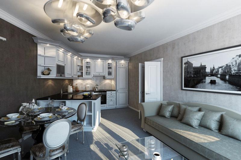 klassicheskij-dizajn-interera-kvartiry-v-serykh-tonakh9