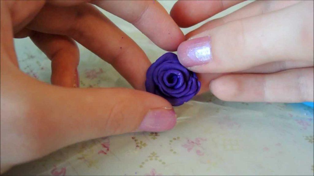 Как сделать кольцо роза 141
