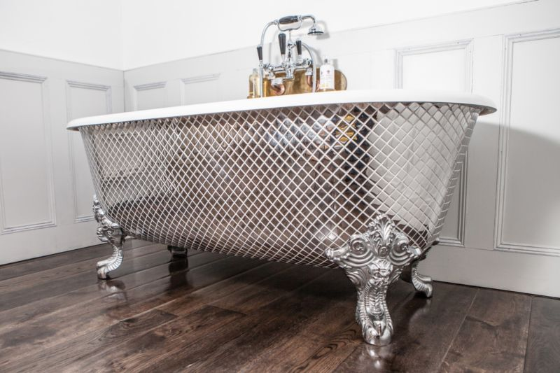 mosaic-bath-metal-bath-polished-metal-tub-chadder-and-co-luxury-bathroom-bath-design-interior-design