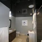 натяжной, потолок, ванна, фото, обзор