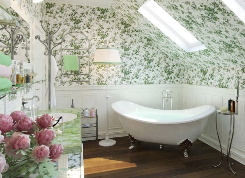 pictures-of-provence-style-in-the-bathroom