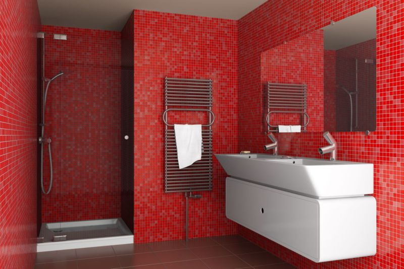red-bathroom-ideas