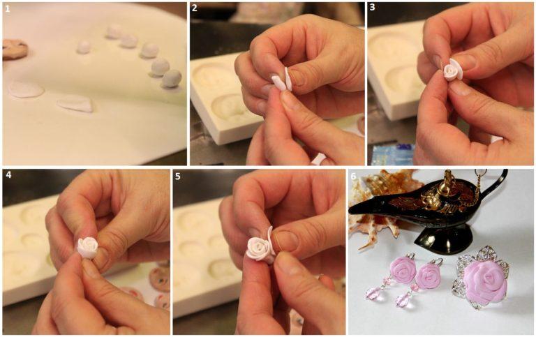 Как самому сделать полимерную глину видео