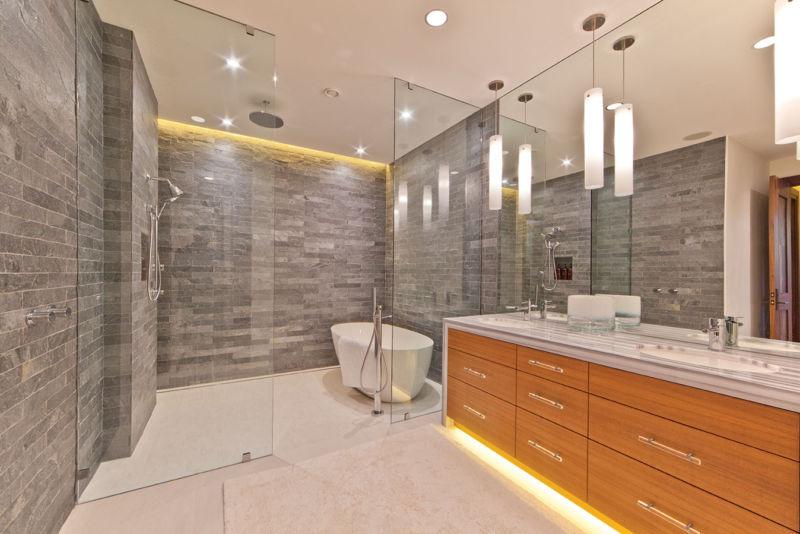 Cветильники для ванной