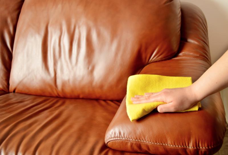 правила ухода за мебелью