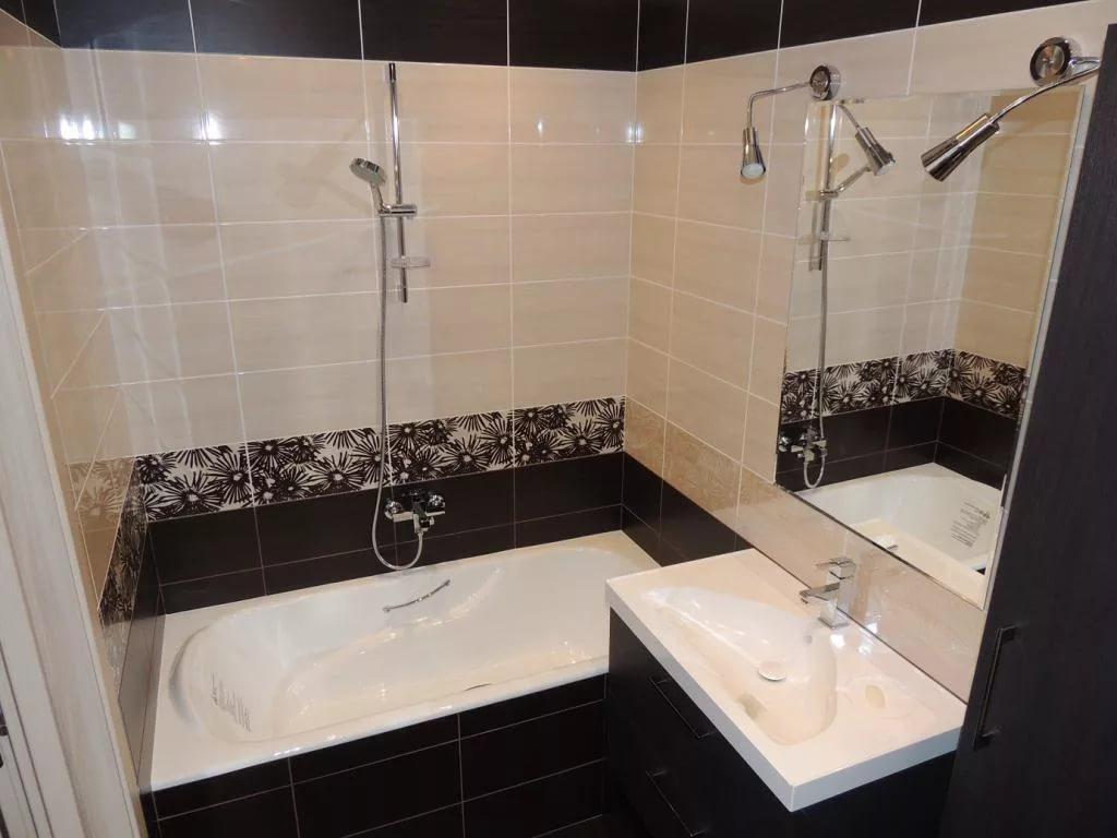 Ремонт ванной комнаты за 6 дней своими руками